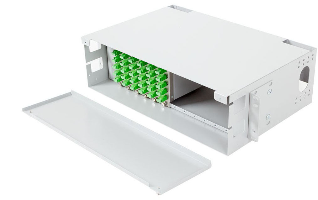 OFDU-CAP Rack Mount Cabinet for CAPM Cassette