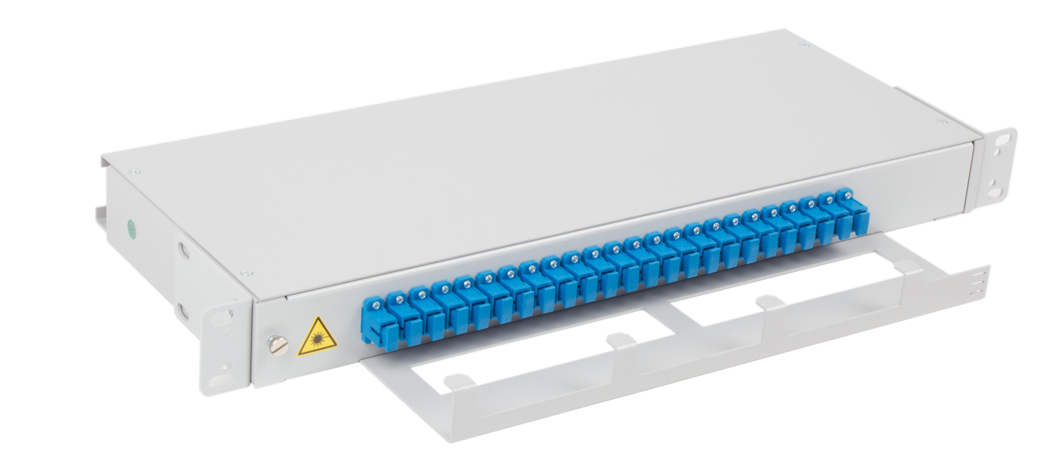 OD1-LC-SC-24 Rack Mount pivoting ODF