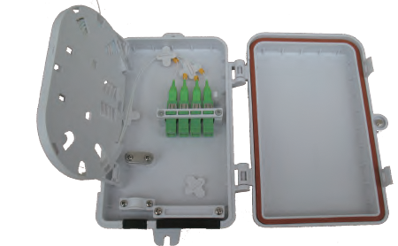 MOTB-X04 Wall mount Distribution Box