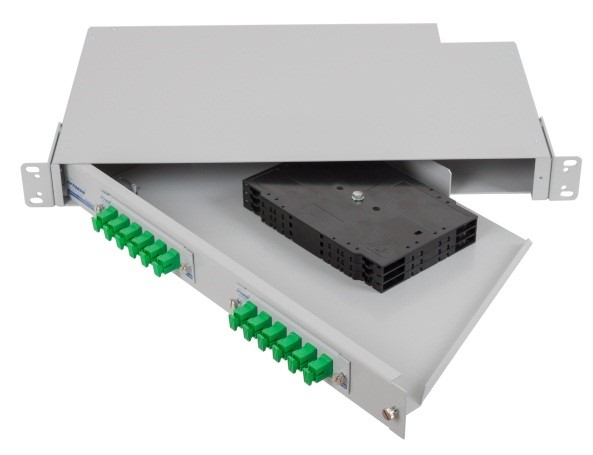 MCNP - Rack Mount Connector Network Panel
