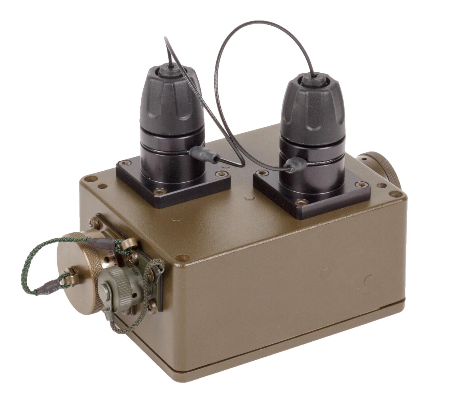 LMC-02.GC Gigabit Ethernet Mini Media Converter Ruggedized type