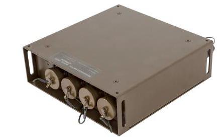 LMSW-42 Ruggedized Unmanaged PoE Gigabit Ethernet Switch