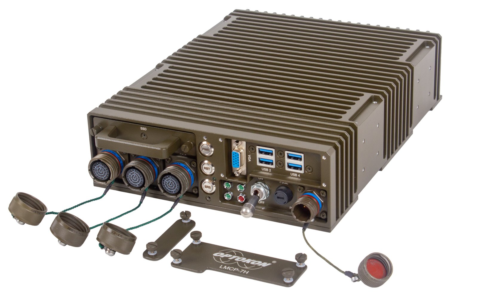 LMCP-7H Compact, ultra-durable server