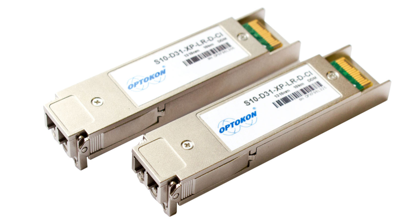 XFP Transceivers – 10 Gbps