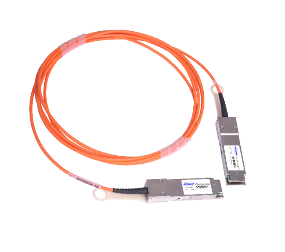 Active Optical Cable – 28 Gbps
