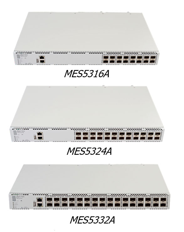 Ethernet Aggregation switches MES53xxA