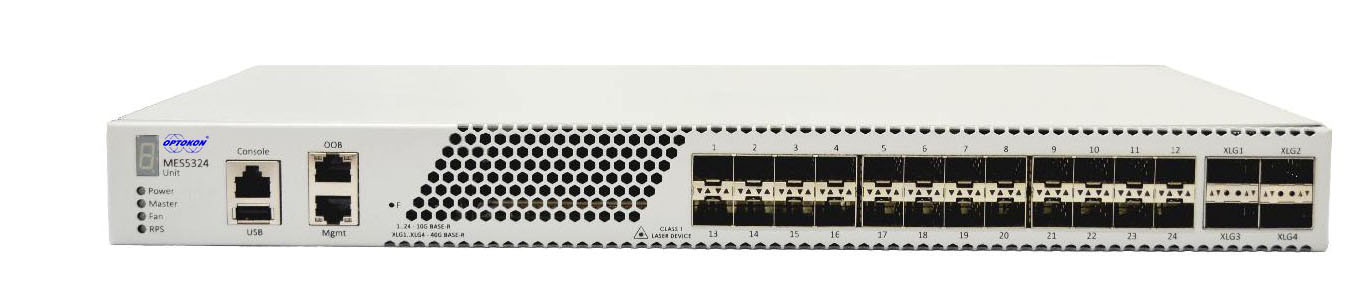 Aggregation Ethernet switch MES5324