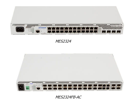 Ethernet Access switches MES23xx