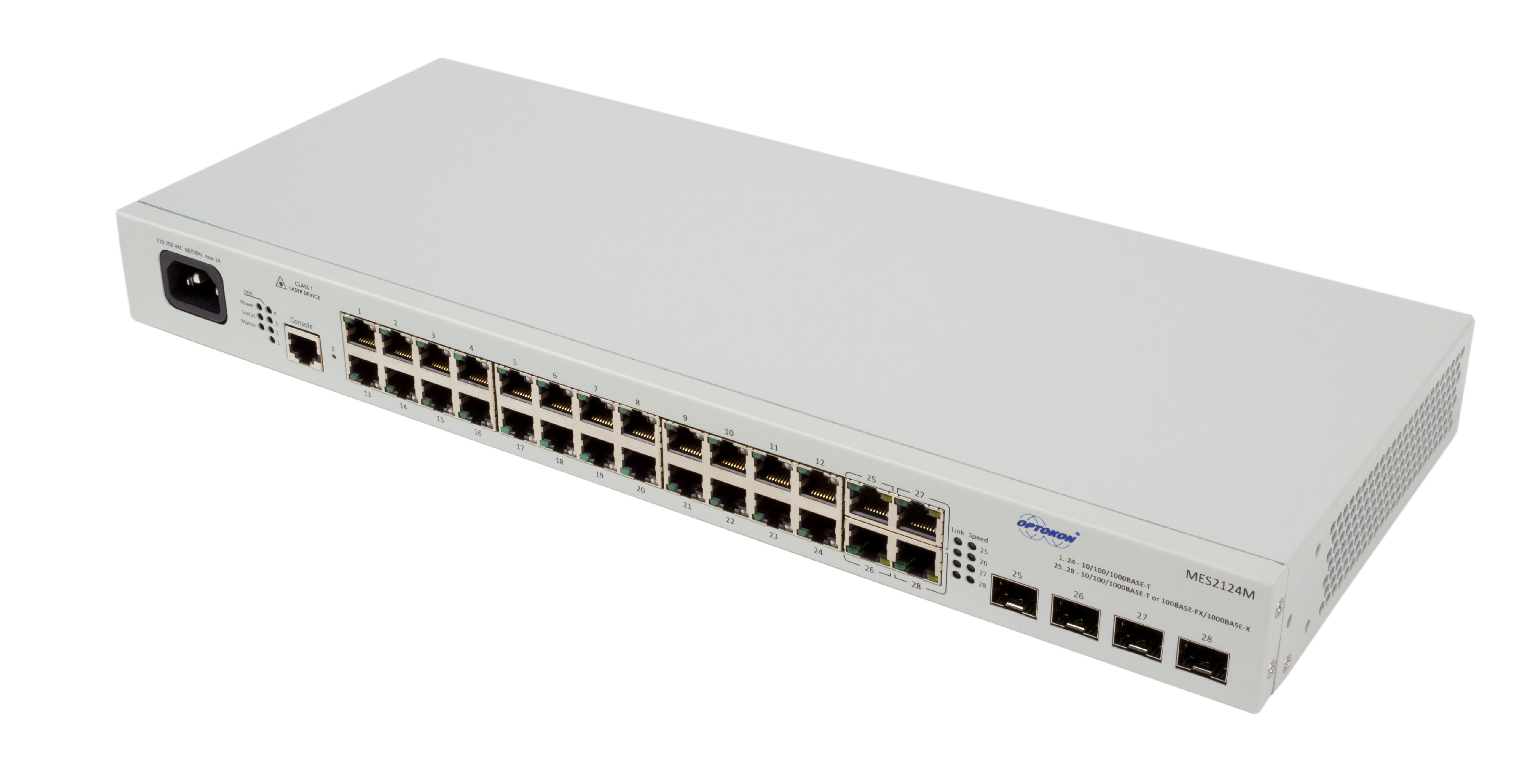 Access Ethernet switches MES1124M, MES1124MB, MES2124M, MES2124MB