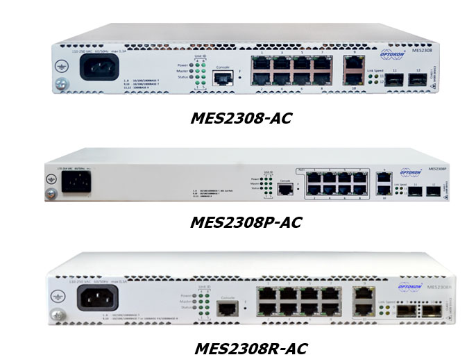 Access Ethernet switches MES2308x
