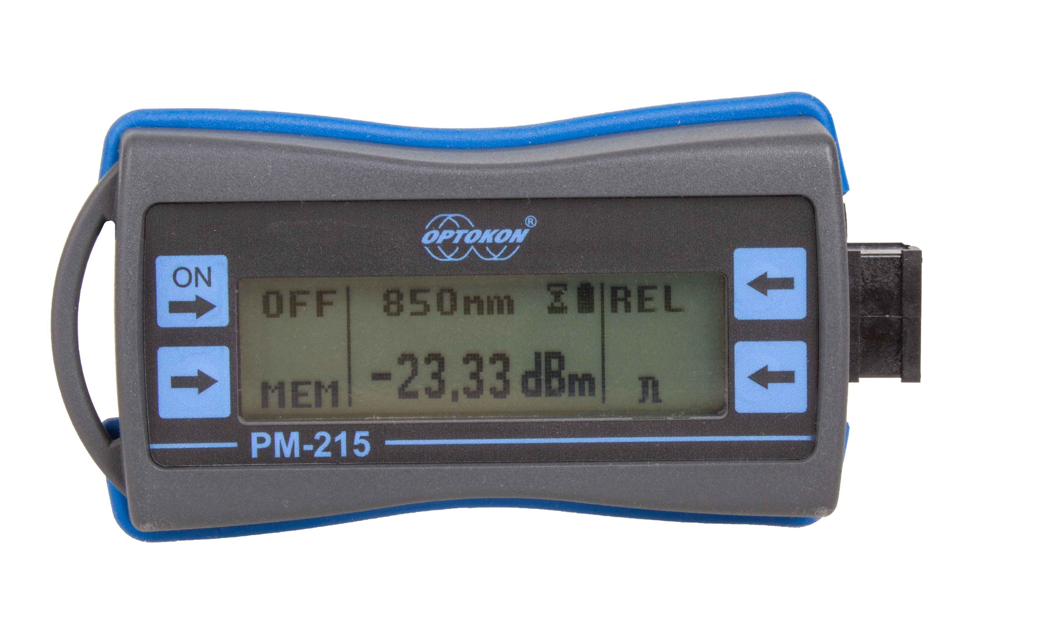 PM-215-MPO Pocket optical power meter USB probe