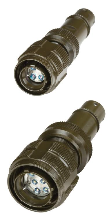 D38999 Series III connector