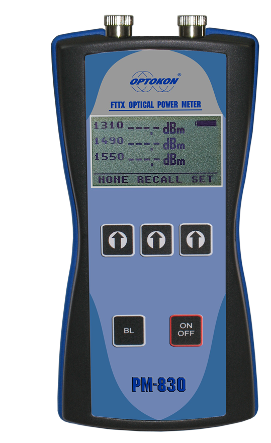 PM-830-FTTX Optical power meter