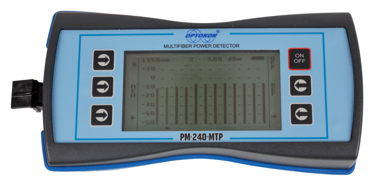 PM-240-MTP Multifiber Optical Power Meter