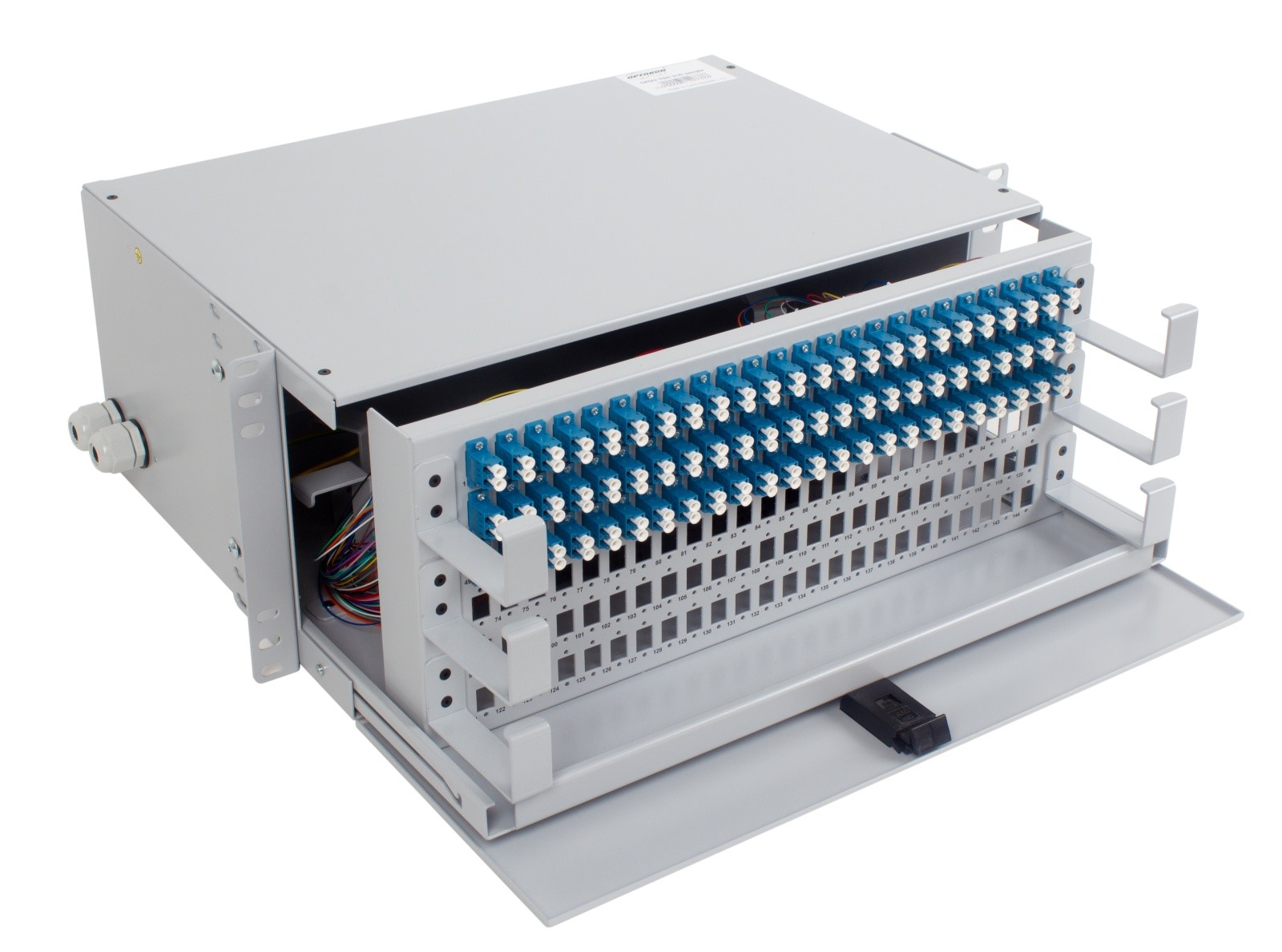 OFDU-TS4-310 Rack Mount Splice and Termination Cabinet