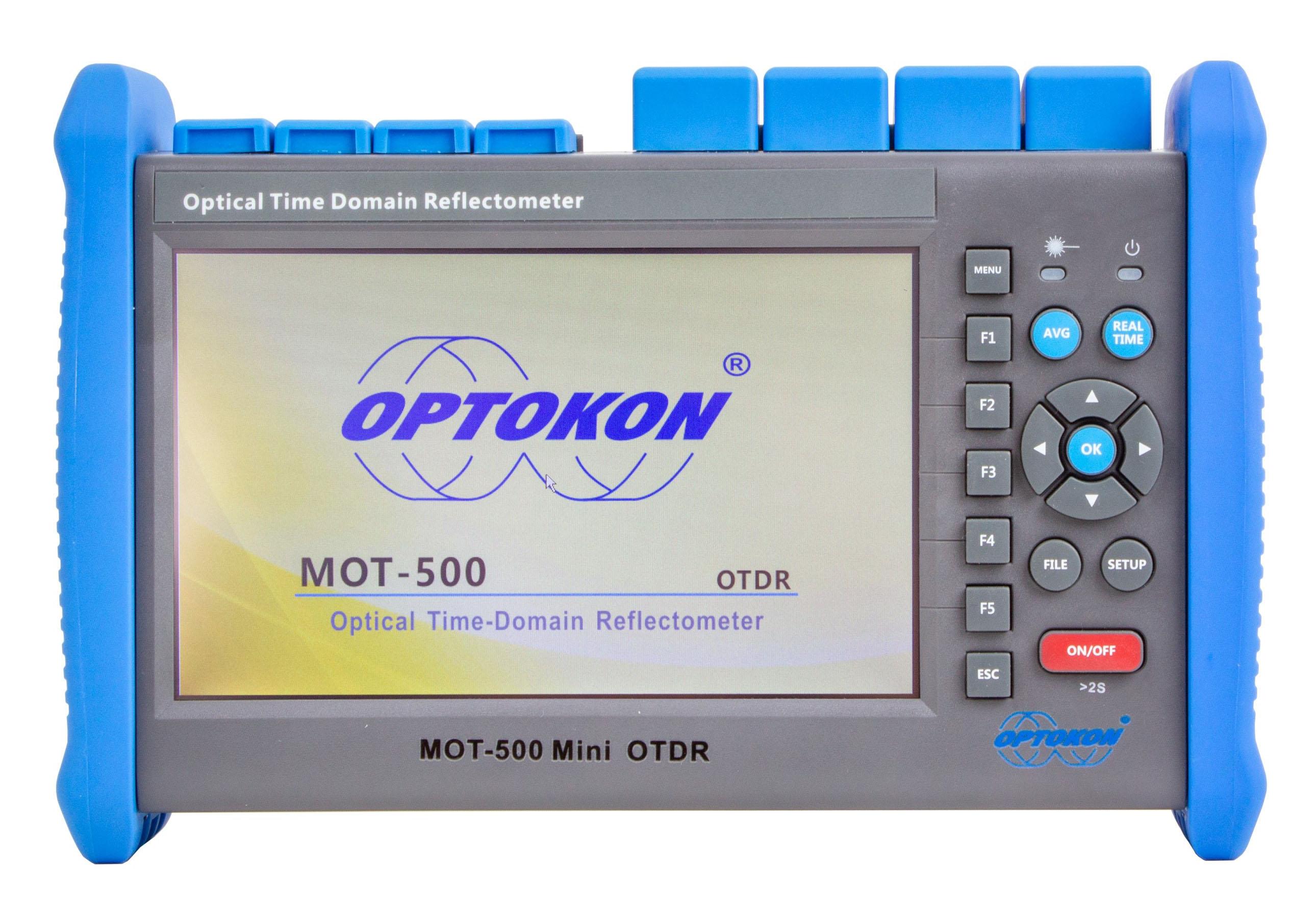 MOT-500 Mini OTDR series