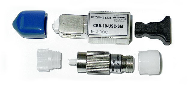 Plug-Type (Male-Female) Attenuators CBA series – Singlemode