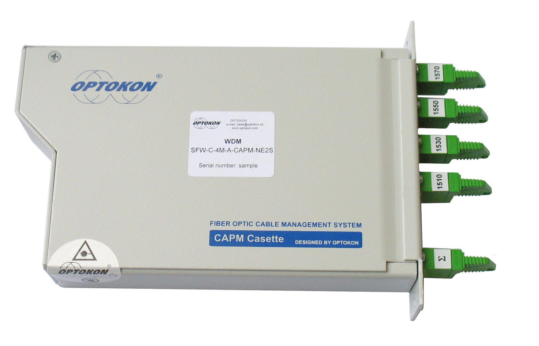 SFW-C Coarse Wavelength Division Multiplexer (CWDM)